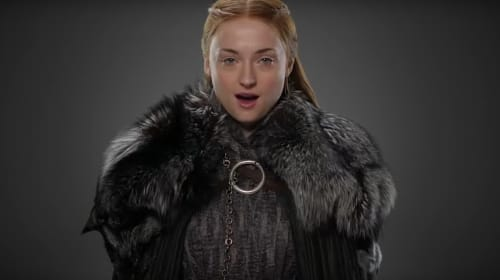 'Game Of Thrones' Actress Sophie Turner and Singer Joe Jonas Announce Engagement