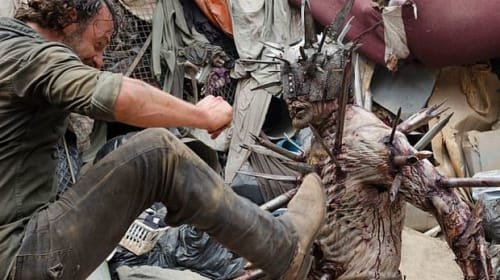 The Walking Dead: Here's the Biggest Flaw with Winslow, the Metalhead Walker