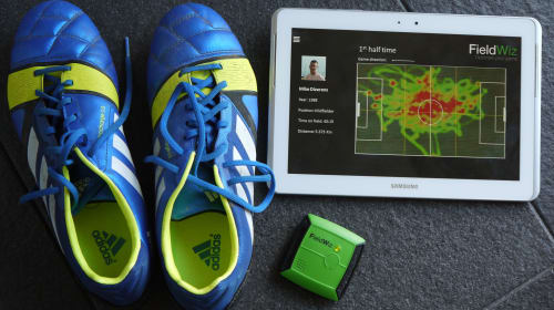 Meet FieldWiz: The Soccer Tracker That Helps Optimize Your Team's Performance