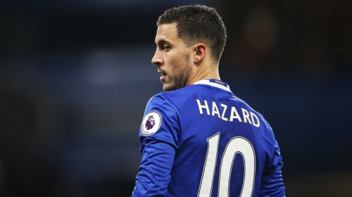 The Rise of Eden Hazard