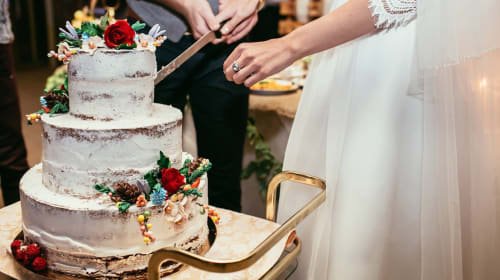 Best Wedding Cake Trends of 2018