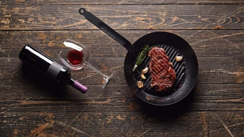 Best Dry Red Wines to Pair with Steak