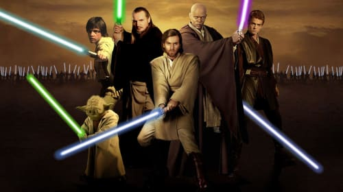 Most Powerful 'Star Wars' Jedi