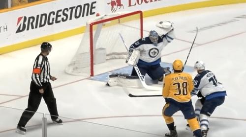Game #4: Winnipeg Jets vs Nashville Predators