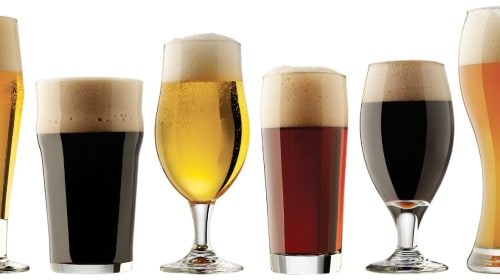 Guide to Craft Beer Glasses