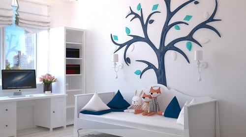 Decor Guide for a Chic and Cosy Kids' Bedroom