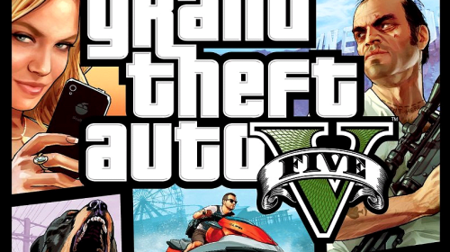 Anthony's Film Review - 'Grand Theft Auto V' (2013)