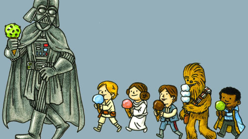 Star Wars Books for Kids