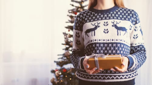 Christmas, Marketing, and Why I Almost Went Crazy at the Mall Today