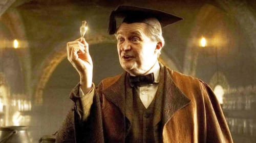 'Harry Potter' Theory: Professor Slughorn's DARKEST SECRET!