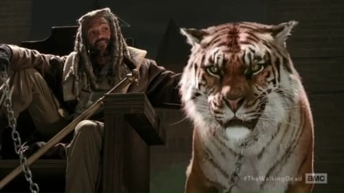'The Walking Dead' May Have Just Foreshadowed The Death Of King Ezekiel