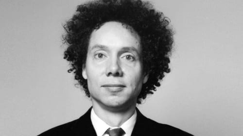 Thought Leader Malcolm Gladwell