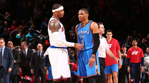 Measuring OKC Against Golden State Following the Carmelo Anthony Trade
