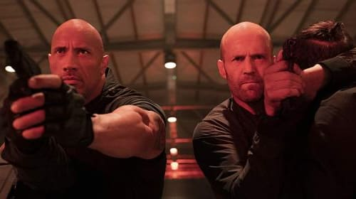 'Fast & Furious Presents: Hobbs & Shaw' (2019)