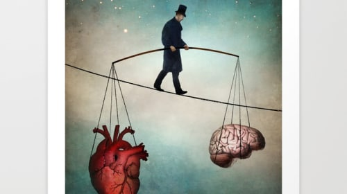 """Here's Why """"Finding Balance"""" Doesn't Really Exist"""