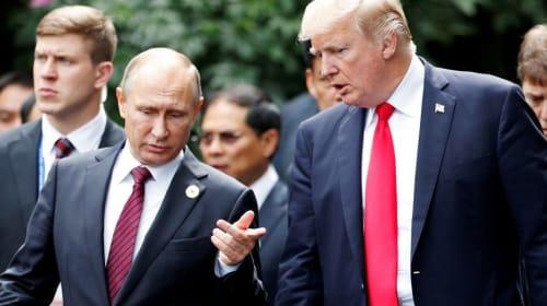 Who Will Betray Trump and Putin?