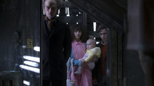 Netflix's 'A Series of Unfortunate Events'
