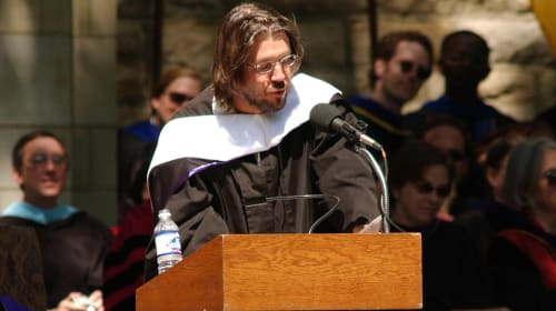 Death Was Not the End: David Foster Wallace Ten Years Later