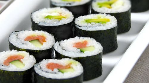 Walmart Sushi