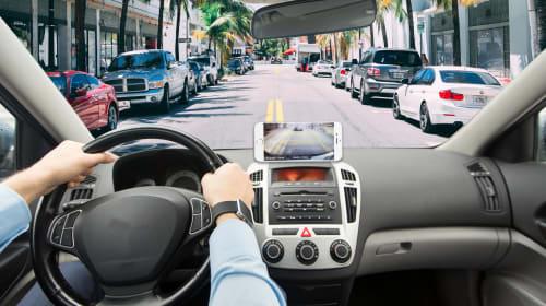 Park Safer with the FenSens Smart Wireless Parking Sensor