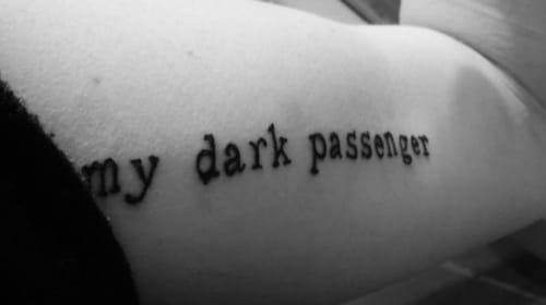 My Dark Passenger