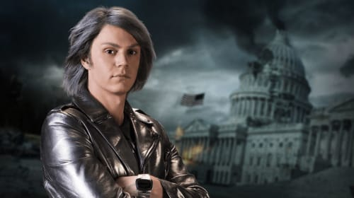 10 Facts You Might Not Know About Quicksilver In 'X-Men: Apocalypse'!