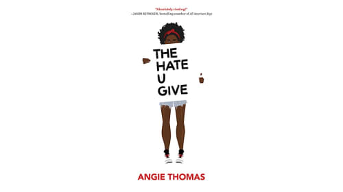 'The Hate U Give' by Angie Thomas: Book Review