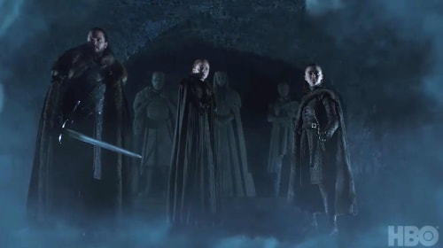 'Game of Thrones:' The First Teasers