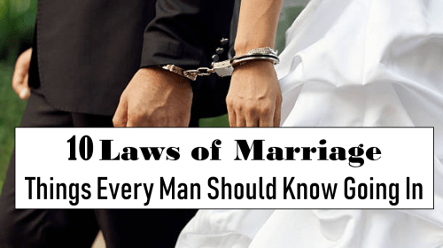 10 Laws of Marriage