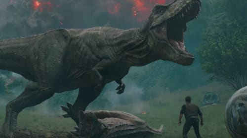 Review: 'Jurassic World: Fallen Kingdom' 2018