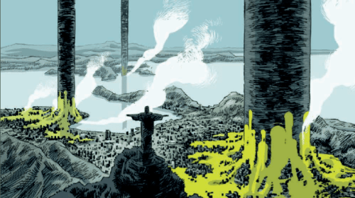 'Trees: Volume 1' Review by Warren Ellis and Jason Howard