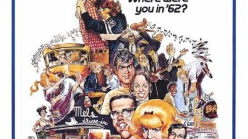 American Graffiti and the California Strip – What a Coming of Age Vision