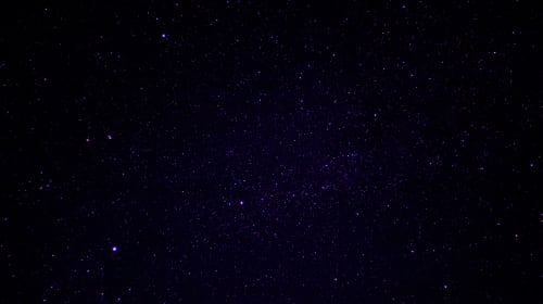 Stars Twinkling Light