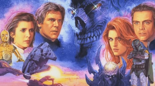 Best 'Star Wars' Expanded Universe Books