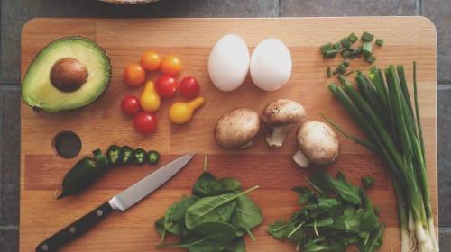 Healthy Fruit & Veggie Snacks