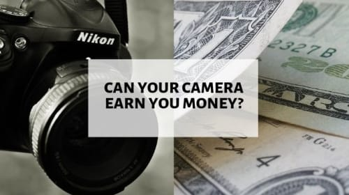 Earning Money with Photography