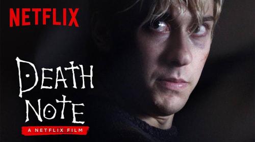 'Death Note' on Netflix