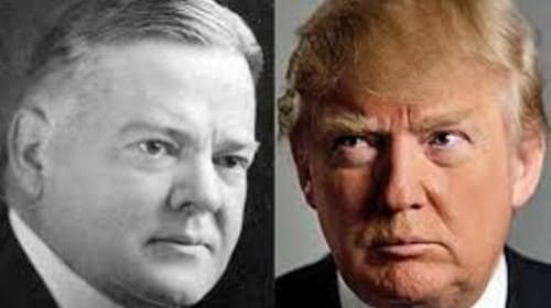 The GOP Under Hoover and Trump