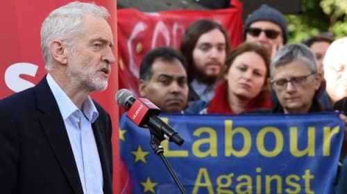 Labour Shows Support for Second Referendum—but at What Cost?