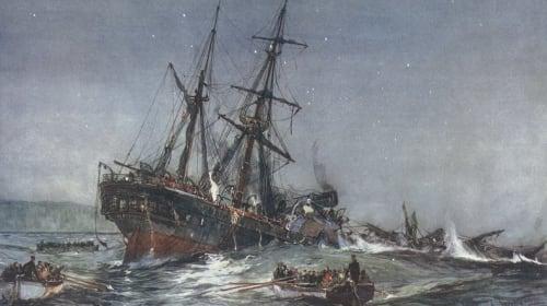 HMS Birkenhead