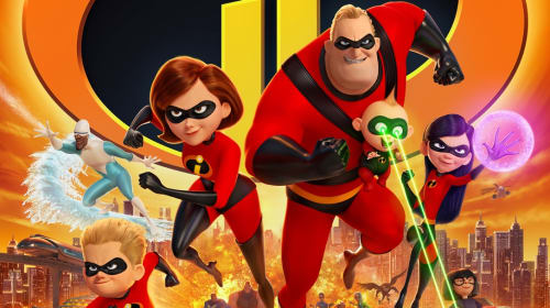'Incredibles 2' A Review