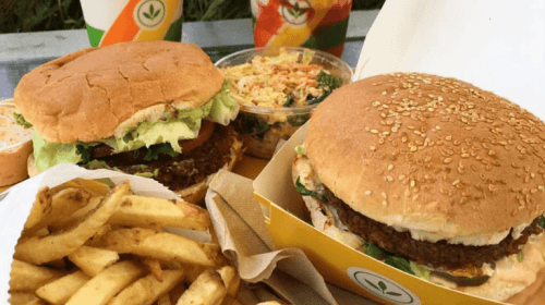 Why This Vegan McDonald's Should Come to the Bronx