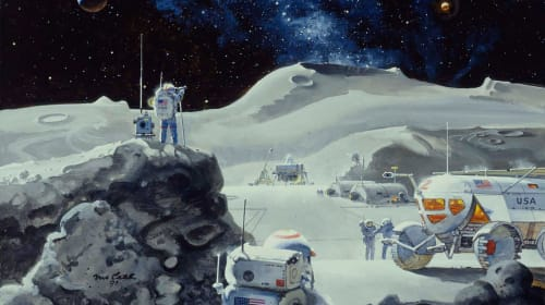 Greatest Sci-Fi Artists of All Time