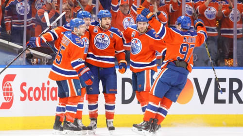 Predicting the NHL Western Conference Playoffs