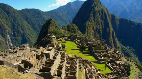 The Guardians of Peru Series