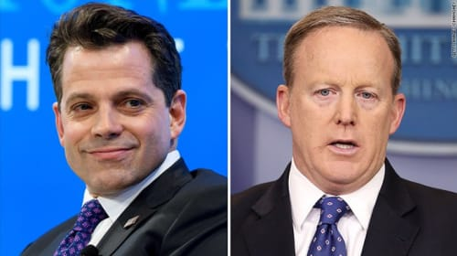 Spicer Resigns; Will Scaramucci Be Better?