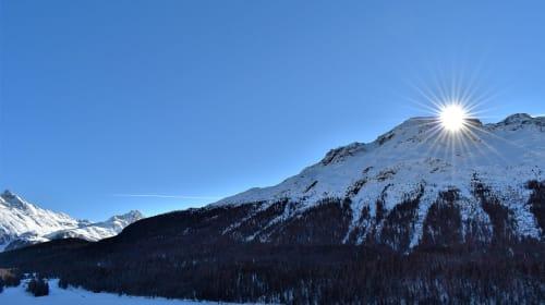 Mohammad's Skiing