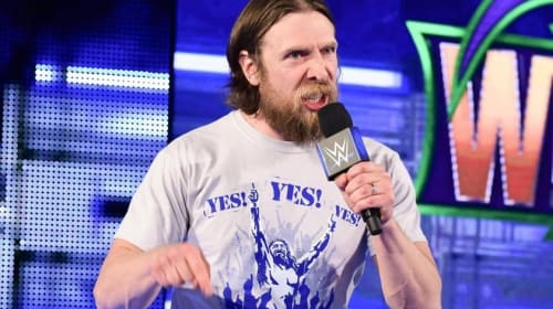 "WWE News: Daniel Bryan Requesting ""Reasonable Creative Control"" In New Contract Agreement"