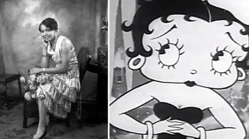Esther Jones: The Inspiration Behind Betty Boop