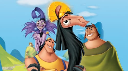 'The Emperor's New Groove'—A Movie Review